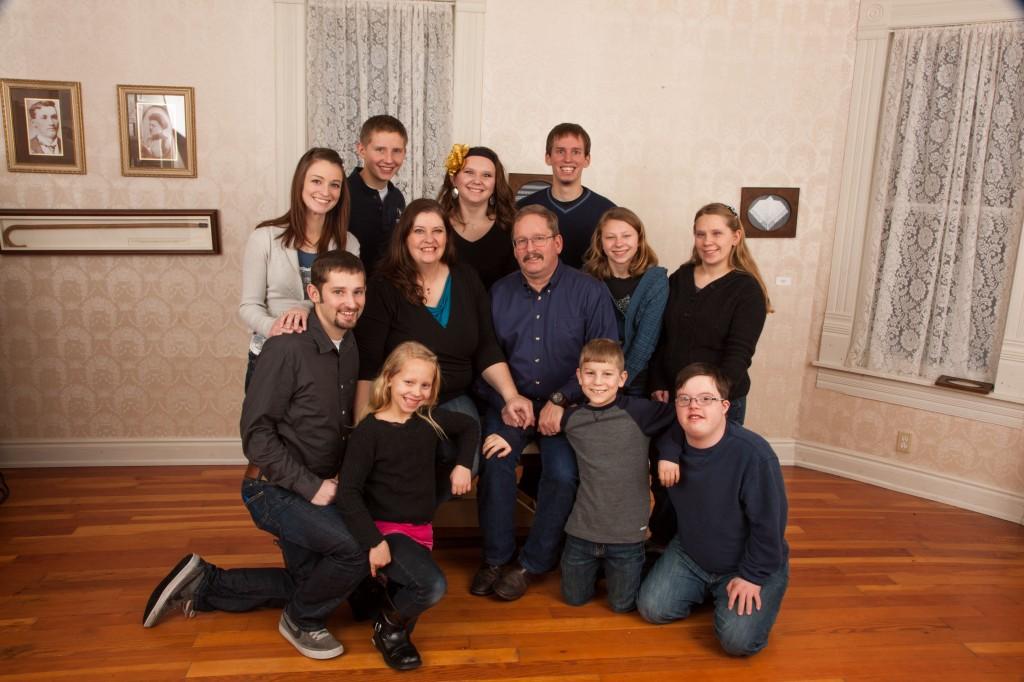 Family winterton