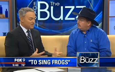 KMSP-TV The Buzz (Twin Cities) with Tom Halden