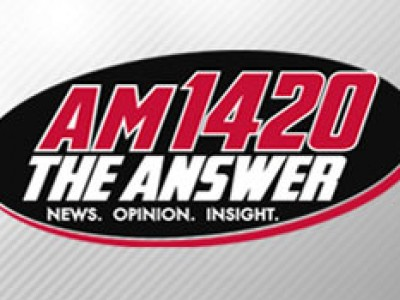 AM1420 The Answer Logo
