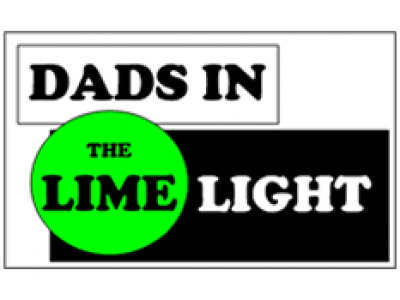 Dads in the Limelight Logo