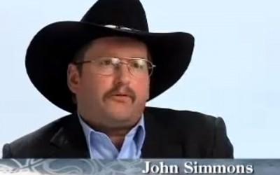 John Simmons at Jill Atwood Interview