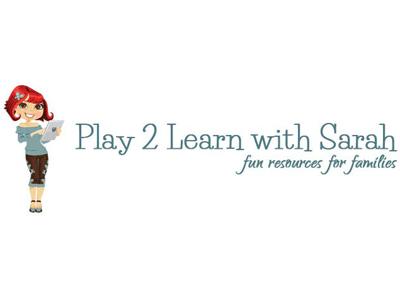 Play 2 Learn with Sarah