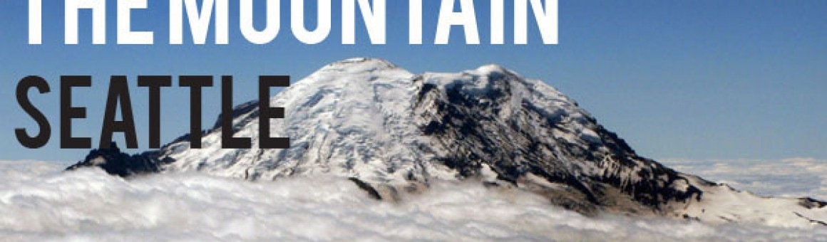 The Mountain Seattle Logo