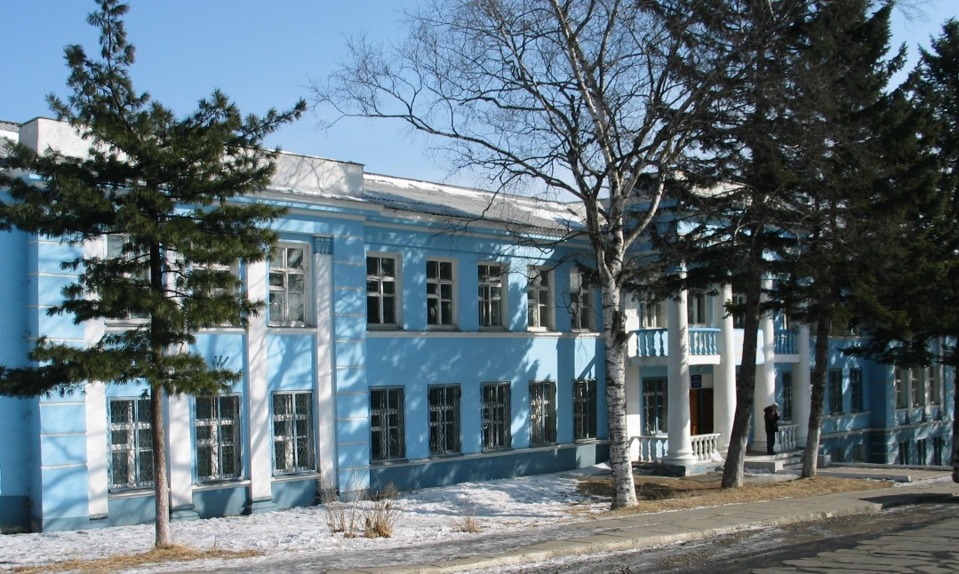 Partizansk Baby Hospital (orphanage)