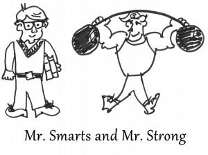 Mr Smart Mr Strong 2