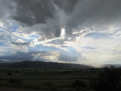 Photo of Mountain Thunder Storm