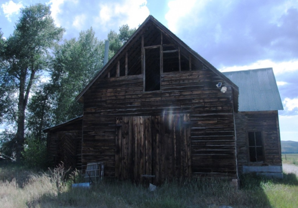 Photo of Old Barn