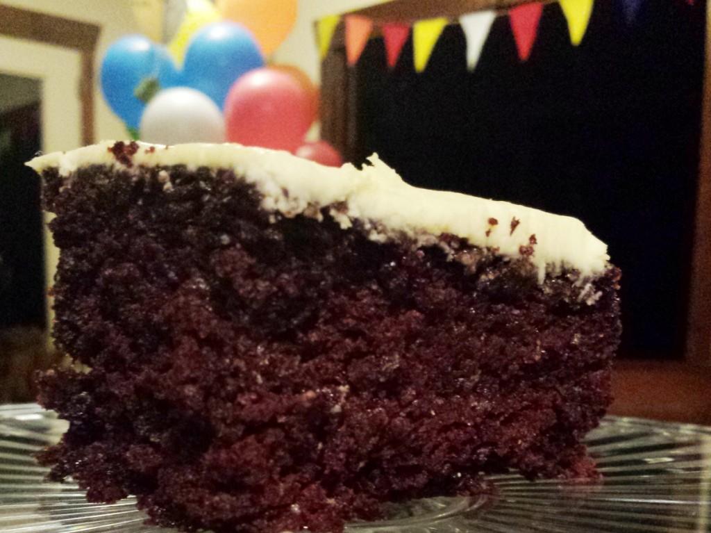 Nana Jana's Crazy Cake