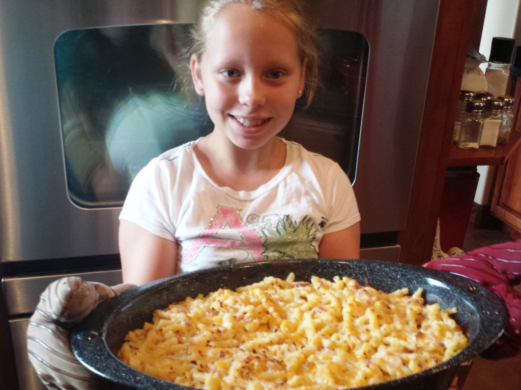 Celeste's Mac N Cheese