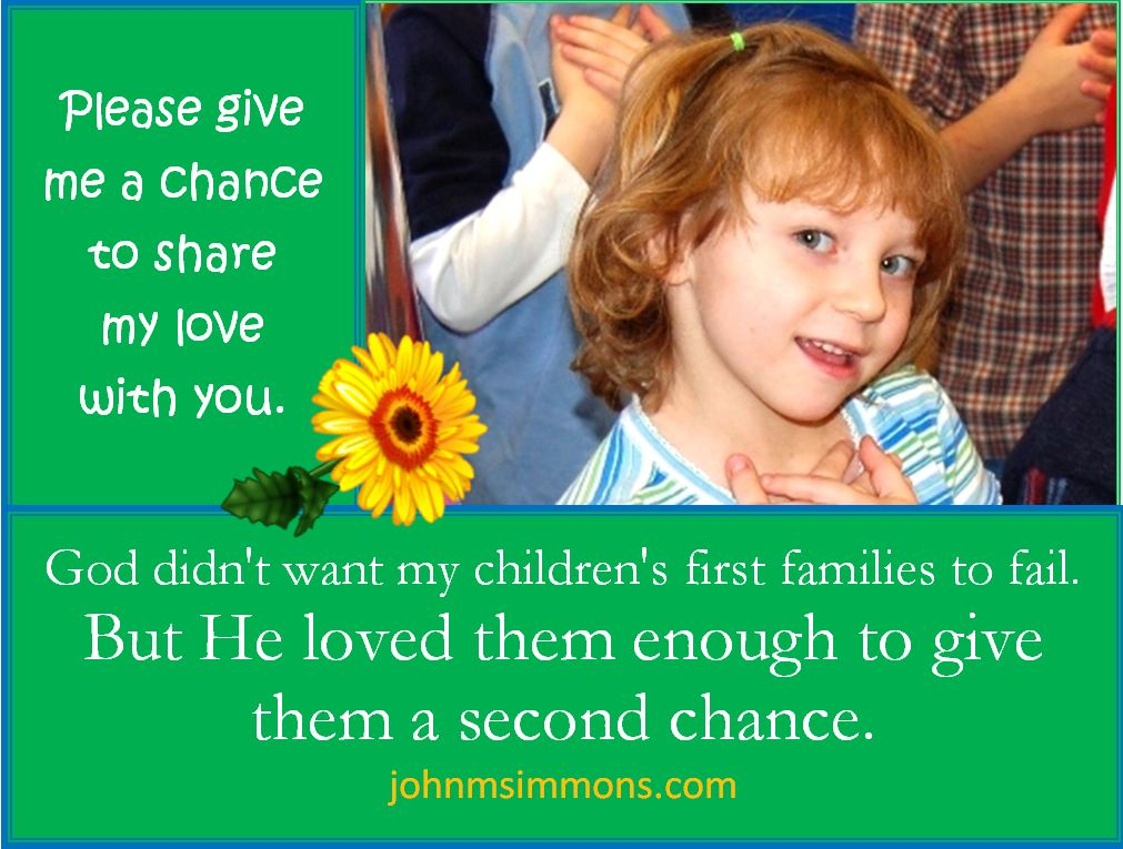 Adoption shares love