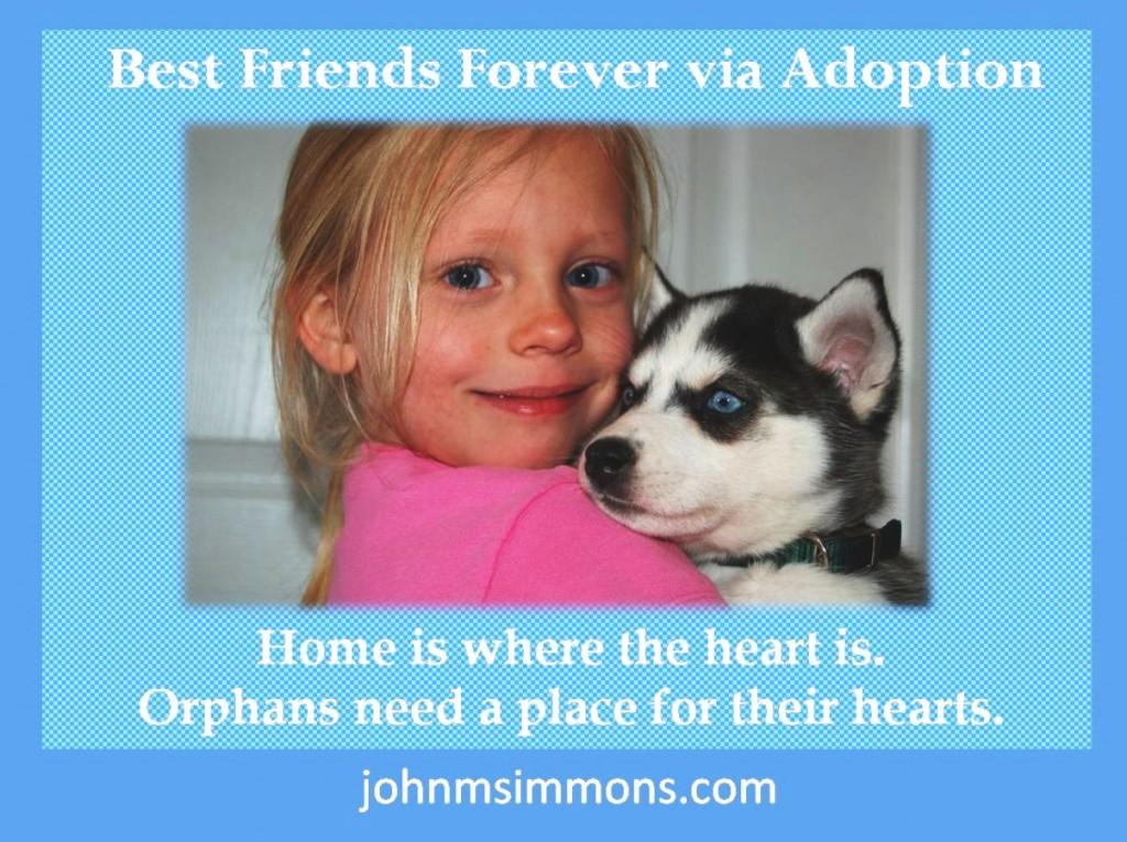 Best Friends by Adoption