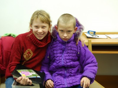 Adopted Russian Orphans