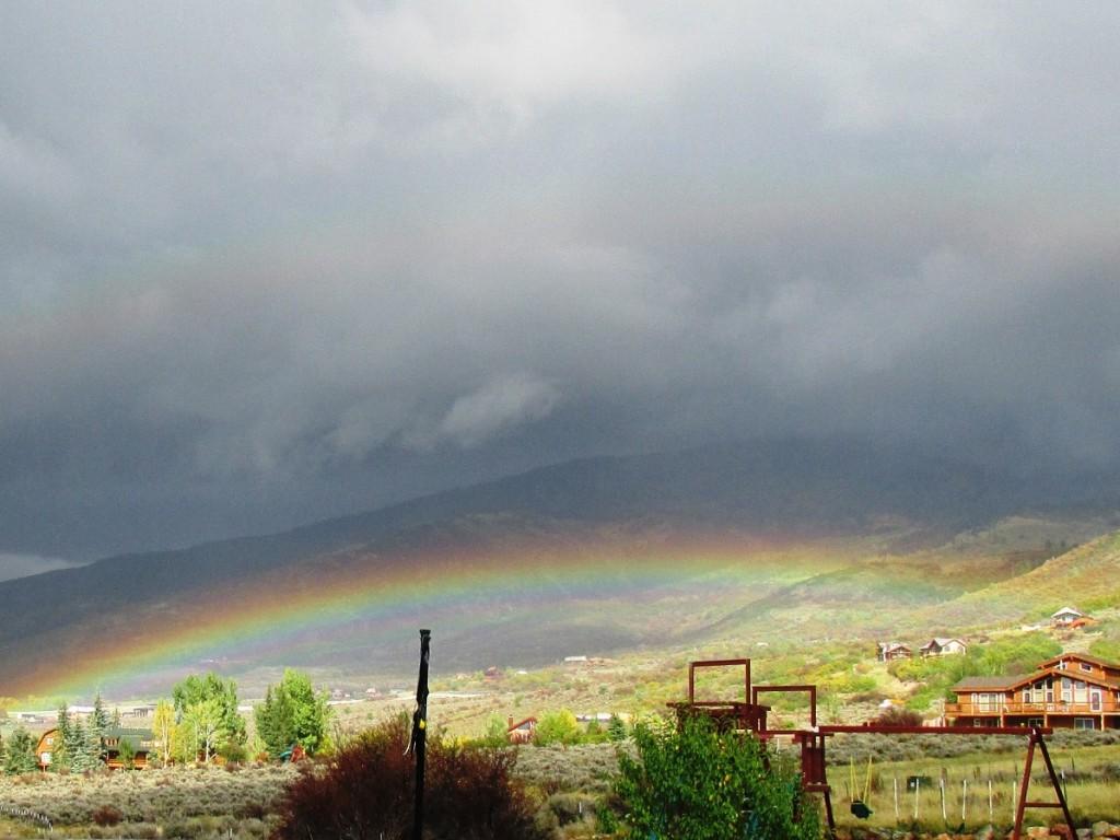 Jack's Rainbow