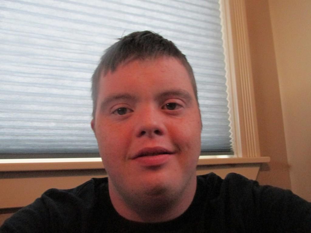 Jack Simmons Selfie