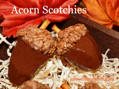 Scotchies from Amy's Kitchen