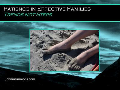 Patience within effective families 4
