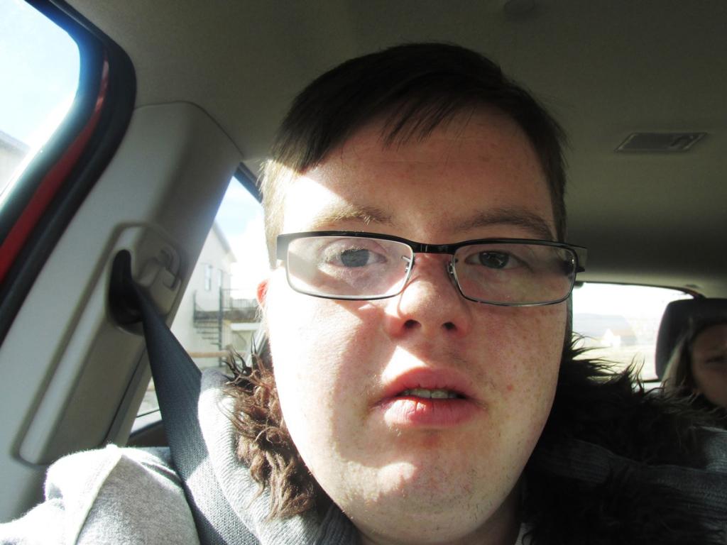 Selfie of Jack Simmons