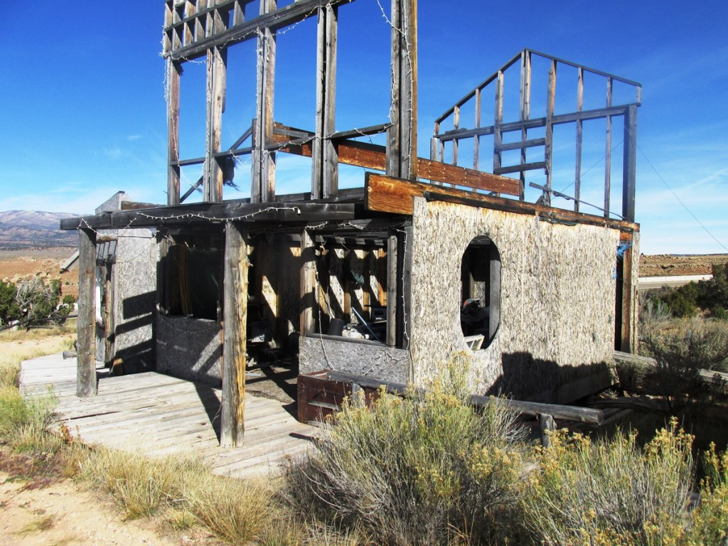 Old Building replica by Jack Simmons