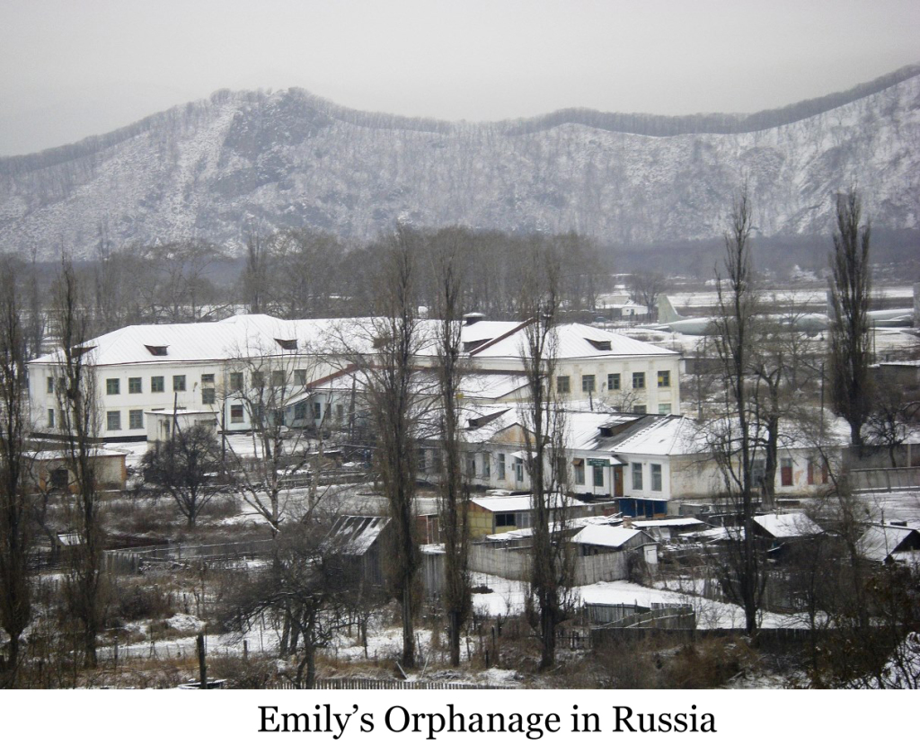 Emily Simmons Orphanage in Russia