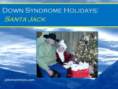 Down syndrome holidays 2