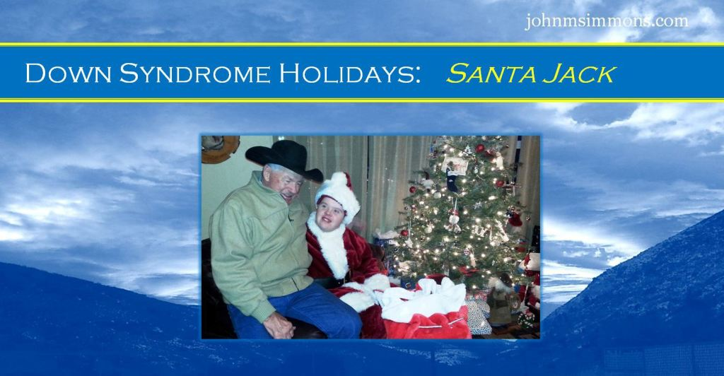 Down syndrome holidays 1