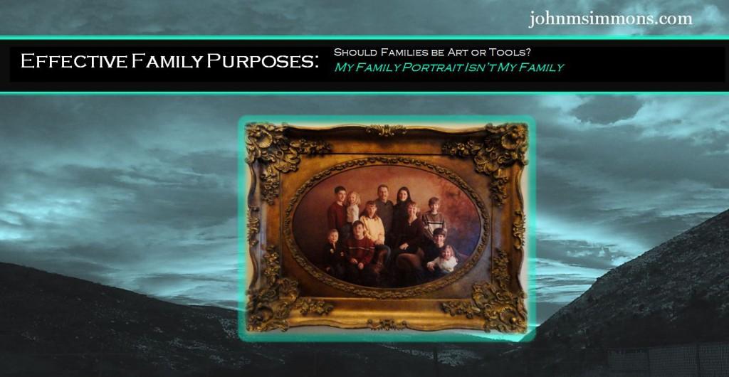 Effective Family Purposes