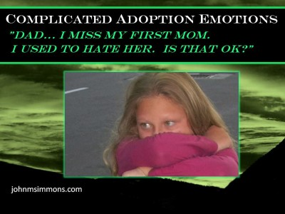 Complicated Adoption Emotions 2
