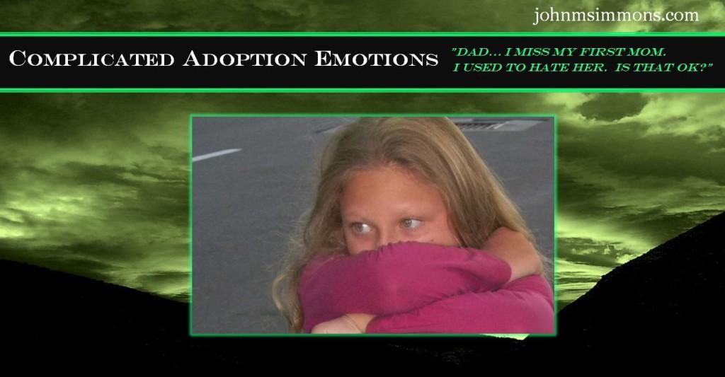 Complicated Adoption Emotions