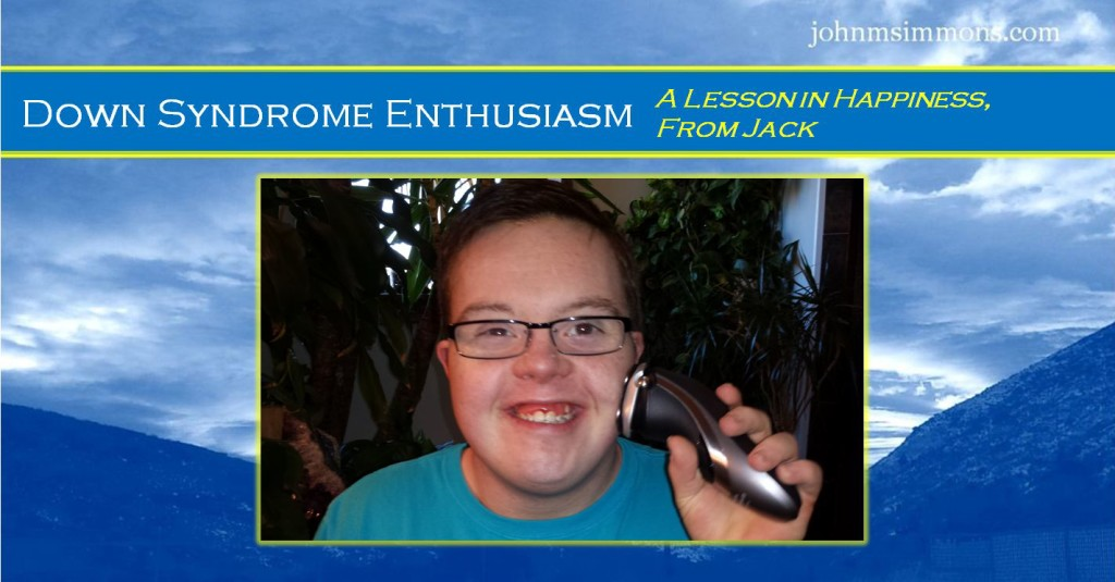 Down Syndrome Enthusiasm
