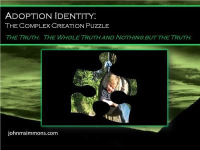 Adoption identity