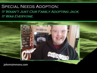 Special Needs Adoption 2