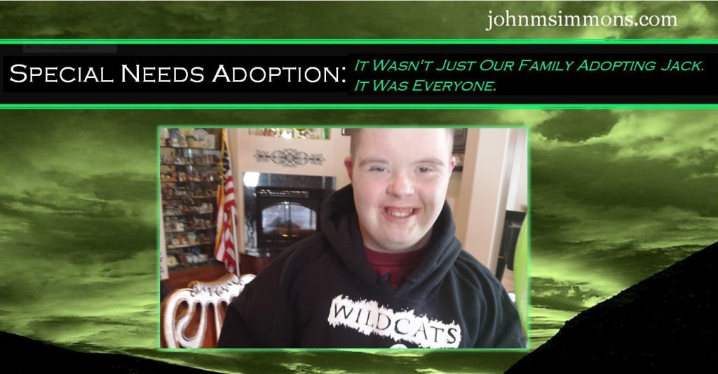 Special Needs Adoption
