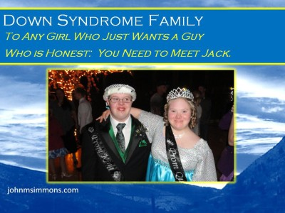 Down syndrome honesty 2