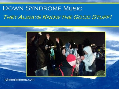 Down syndrome music 2