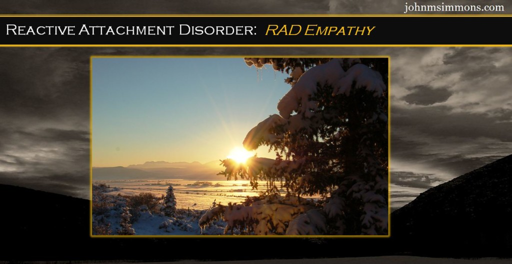 RAD empathy