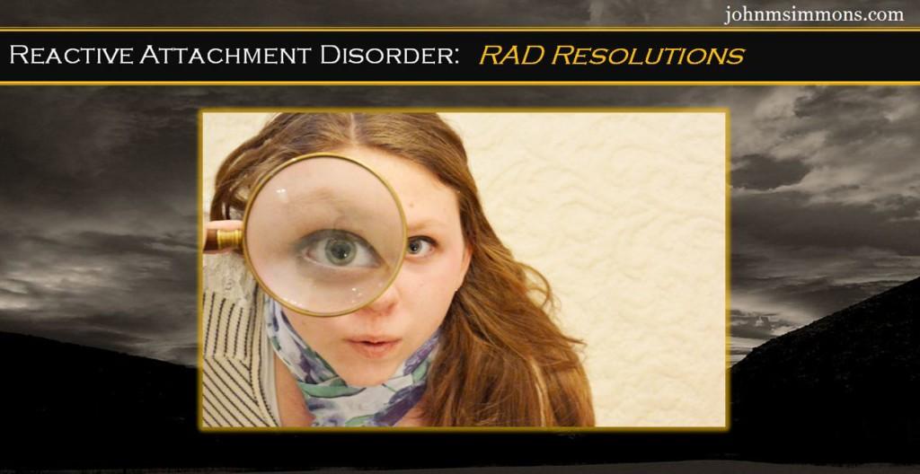 RAD Resolution