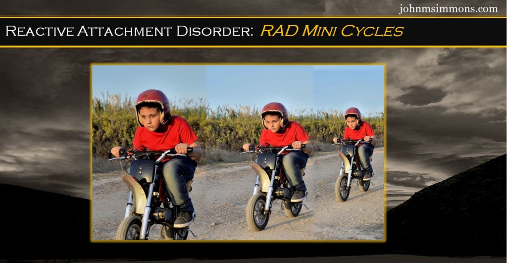 RAD mini cycles