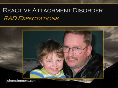 Dating a man with reactive attachment disorder