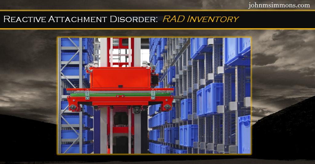 RAD inventory